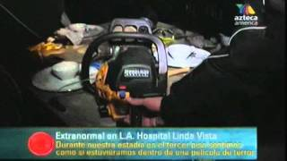 Extranormal Hospital Linda Vista Parte 3