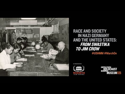 Race and Society in Nazi Germany and the US: From Swastika to Jim Crow