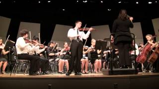 Ithaca High School Orchestra Concert, May 2014