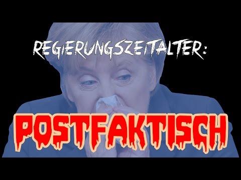 Die postfaktische Bundesregierung - Jung & Naiv: Ultra Edition