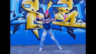 Finesse Remix- Bruno Mars ft. Cardi B. zumba - hiphop choreo by Wendy Dance