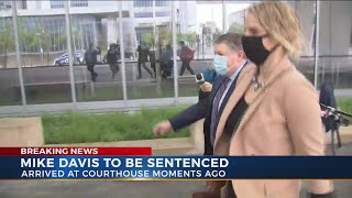 Former 10TV Meteorologist Mike Davis Sentenced NBC4 Midday