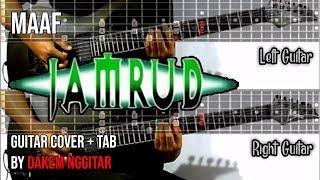 Jamrud - Maaf (Guitar Cover) Tab Version