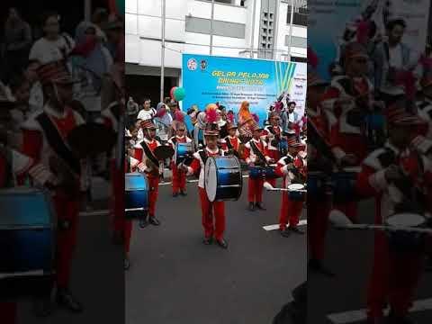 Lomba drumband # di malioboro #