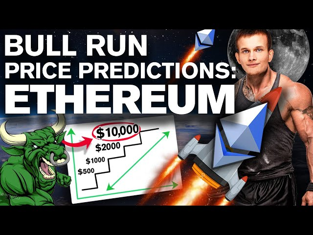 ETHEREUM to $_____?? $500? $1000 or MORE!??