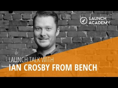 Launch Talk with Ian Crosby - Accelerate Your Tech Startup - YouTube