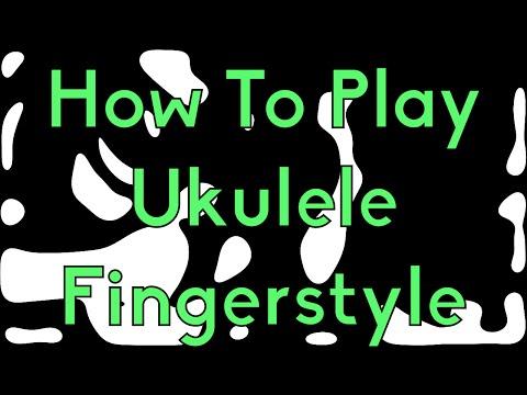 how to play fingerstyle ukulele youtube. Black Bedroom Furniture Sets. Home Design Ideas