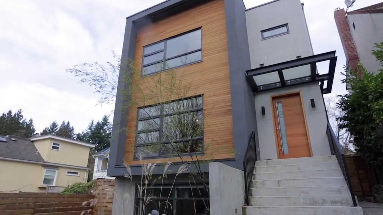 Vancouver West Coast Contemporary House FOR SALE in Dunbar