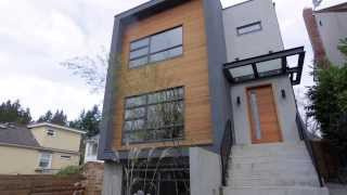 Vancouver West Coast Contemporary House For Sale In Dunbar, Modern Architecture!