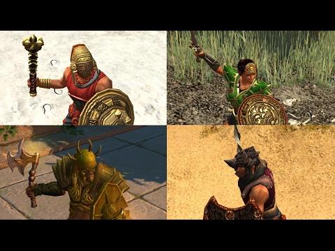 Titan Quest Anniversary Edition: Hallowed Helms |