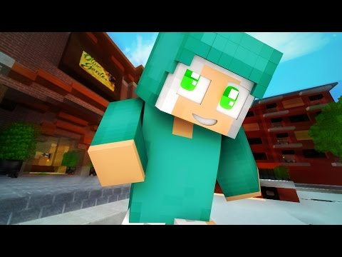 Breadsticks and Puppies | Minecraft Olive Garden Hide and Seek - REUPLOAD