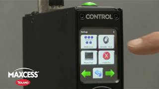 Tidland Control Series Electronic Knifeholder