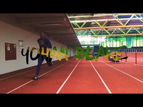 Yohan Blake: The Second-Fastest Man In The World
