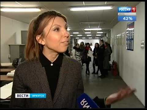 Корреспондент «Вести Иркутск» Алёна Шигаева оказалась самой меткой среди коллег журналистов