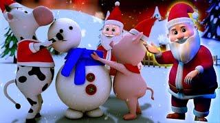 jingle lonceng | lagu untuk anak anak | natal lagu | Xmas Jingle | Songs For Children | Jingle Bells