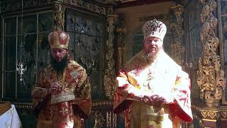 Слово митрополита Ферапонта в Неделю о расслабленном
