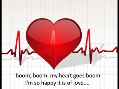 My heart goes boom boom - YouTubeYou Make My Heart Go Boom Boom