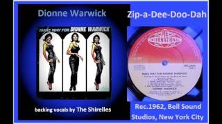 Watch Dionne Warwick Zipadeedoodah video