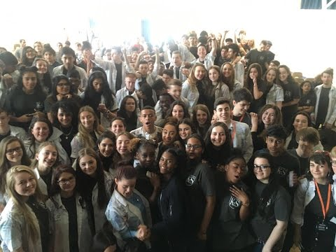 Class of 2016 -  King Solomon High School Y11 Leavers
