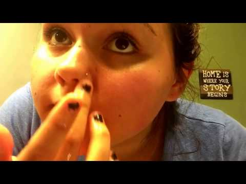 How to clean your new nose piercing