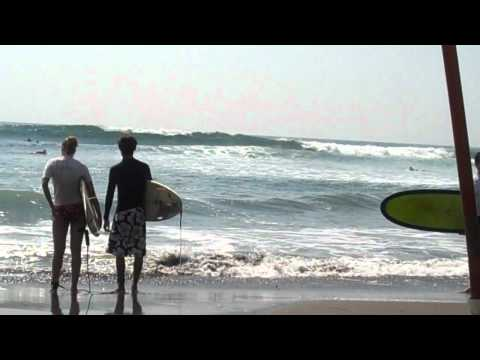 Warn beaches of El Salvador