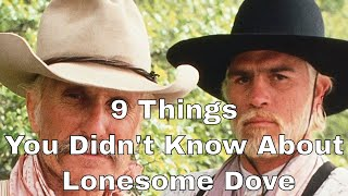 9 Things You Didn't Know About Lonesome Dove
