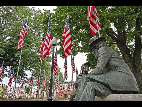 Highlights From Memorial Day Celebration 2018 In Fairfield, Iowa