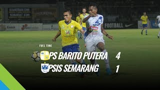 Download Video [Pekan 8] Cuplikan Pertandingan Barito Putera vs PSIS Semarang, 12 Mei 2018 MP3 3GP MP4
