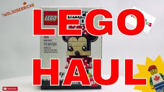 LEGO Toys R Us Haul Aug 14 2018 Disney BrickHeadz