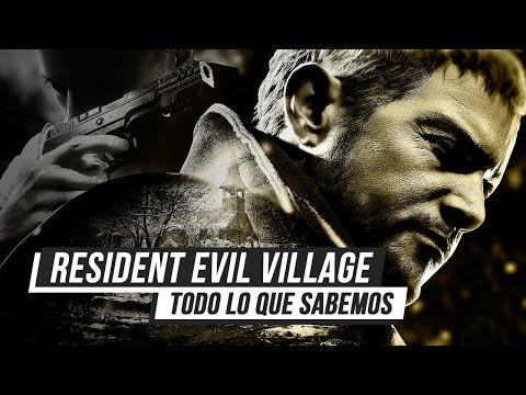 RESIDENT EVIL VILLAGE: el TERROR que ACECHA