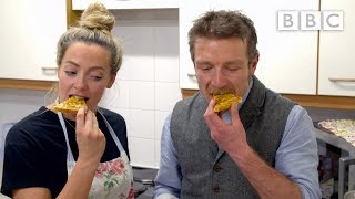 How You've Been Making Grilled Cheese Toasties WRONG your entire life - BBC
