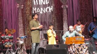 Chappa Chappa charkha chale - Hindi manch Suresh Wadkar in Boston
