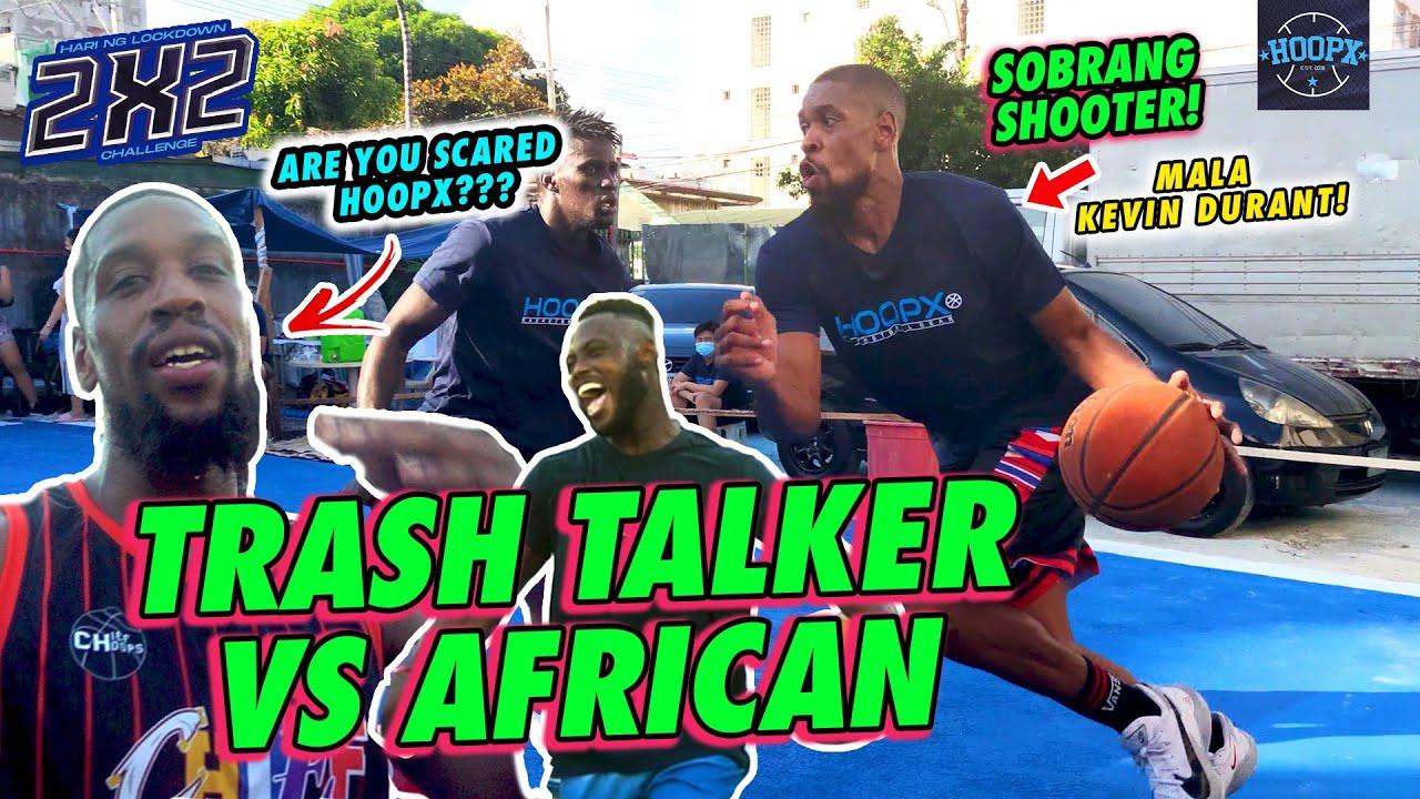 MAY NAGHAMON SA AMIN NG BASKETBALL MALA KEVIN DURANT! (SOBRANG SHOOTER)