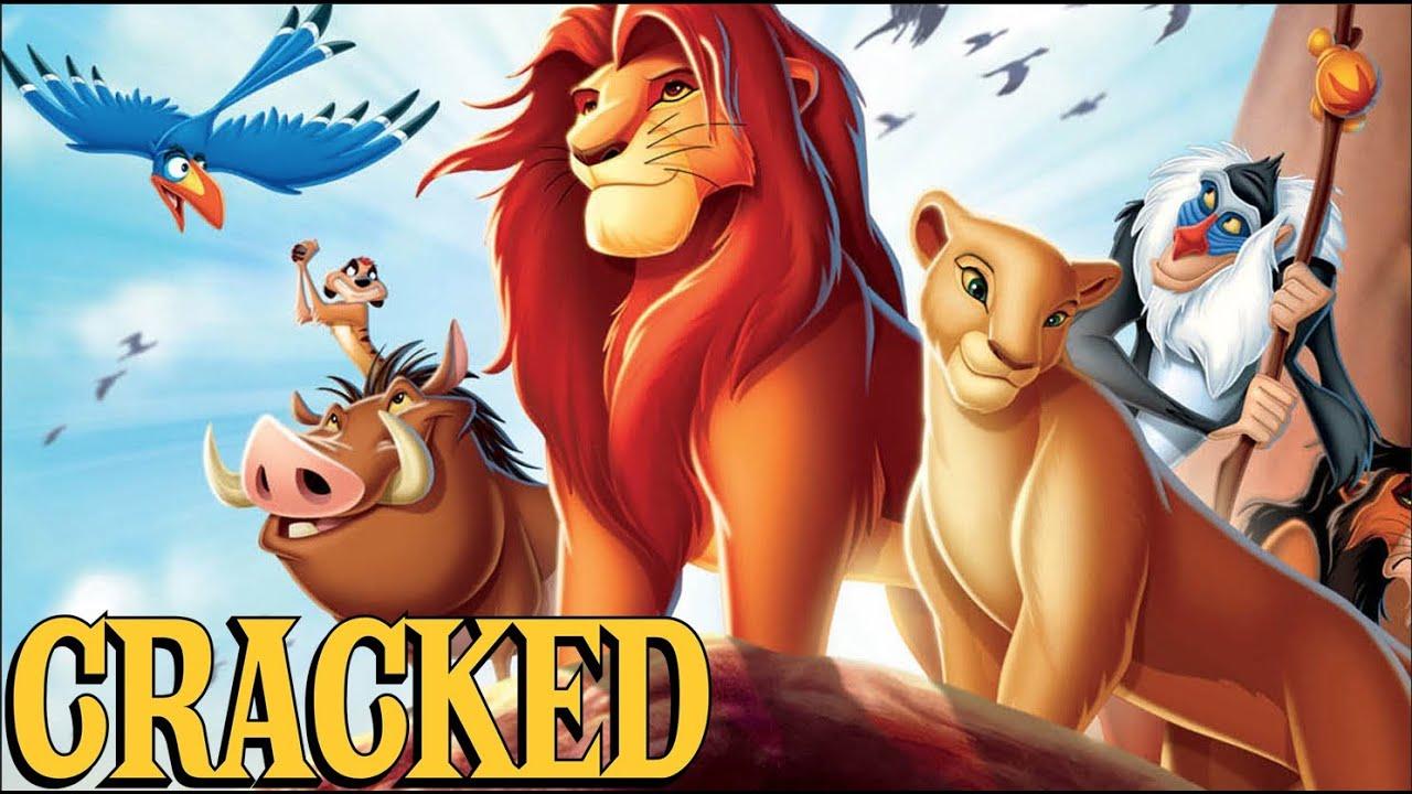 If Disney Cartoon Animals Were Scientifically Accurate