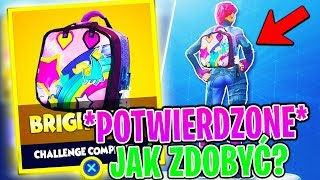 HOW TO UNLOCK * BRITE BAG *? Seriously! Confirmed! Evidence! 100% LEGIT! FORTNITE GAMEPLAY!