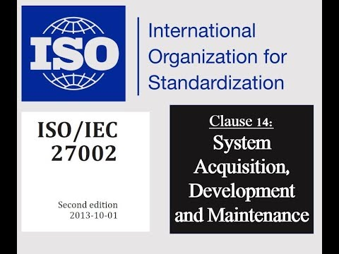 ISO 27002 - Control 14.2.2 - System Change Control Procedures