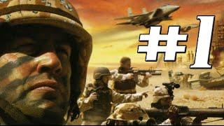 Conflict Desert Storm 2 (Part 1)