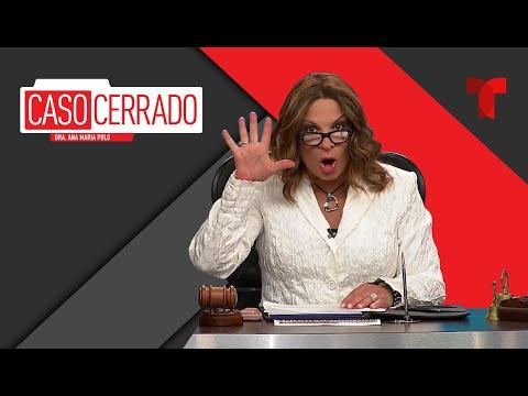 Amigo Viola Esposa, Casos Completos   Caso Cerrado   Telemundo