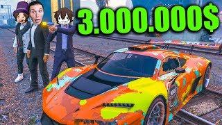 Ich kaufe mir ein SUPERCAR für 3.000.000$ | GTA Online