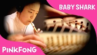 [Exclusive] The Making of Baby Shark Korean Ver. | Animal Songs | Pinkfong Songs for Children