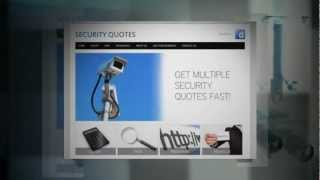 Security Quotes | Search, Select & Send | Australia Wide