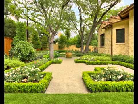 Tuscan Garden Ideas YouTube