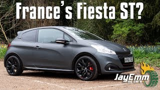A Real Fiesta ST Rival? The Peugeot 208 GTi by Peugeot Sport