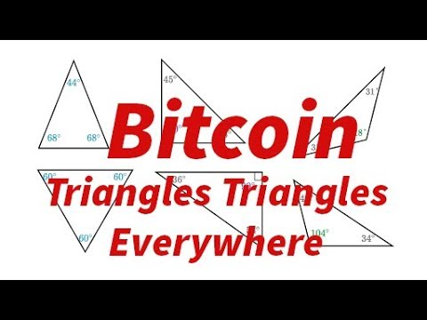 Bitcoin: Triangles Triangles Everywhere