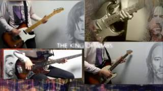 Radiohead Little by Little ALL Guitar cover[VOCAL]The king of limbs