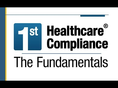 The Fundamentals: A New Training Tool for Healthcare Compliance