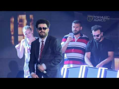 Top Music Awards 2016, Mc Kresha, Lyrical Son, Ledri Vula - Top Channel Albania - Entertainment Show