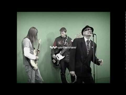 Mitt Romney AKA  (Wall Street Bag Man) Romney Blues---short version