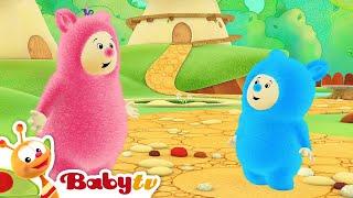 Billy Bam Bam Haciendo música con platillos- BabyTV (Español)
