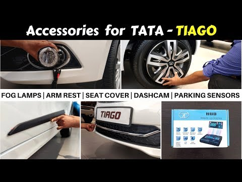 Accessories for Tiago with Prices | Hindi | Ujjwal Saxena